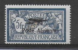1927 - POSTE AERIENNE - YVERT N° 2 ** MNH SANS CHARNIERE - COTE = 475 EUR. - - Airmail