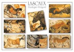 LASCAUX Les Grottes   25 (scan Recto Verso)MG2812 - Francia