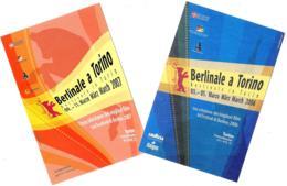 [MD4043] CPM - CINEMA - 2 CARTOLINE - BERLINALE A TORINO 2006/2007 - PERFETTE - NV - Cinema