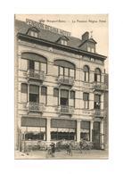 Nieuport-Bains  -  La Pension Régina Hôtel. - Nieuwpoort