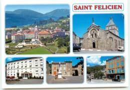 SAINT  FELICIEN Multivue  Ref 1251 - France