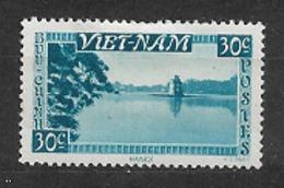 VIETNAM DEL SUD 1951 Landscapes & Emporer Bao-Dai  USED - Vietnam