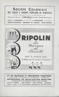 Pub De 1952 - RIPOLIN - - Publicités