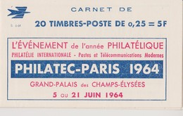 Carnet  1263C4  ** Serie 6/64 - Carnets