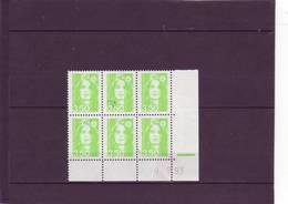N° 2821- 3,50F BRIAT - 2° Tirage Du 8.09 Au 10.09.93 - 9.09.1993 - 2PHO - Papier Neutre - 1990-1999