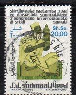 XP3483 - SOMALIA 1986 , Yvert N. 338  Usato (2380A) - Somalia (1960-...)