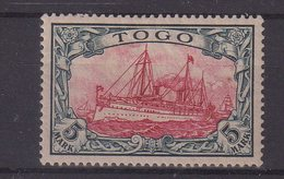 TOGO : OCCUPATION ALL . N° 19 * . AB . ( CATALOGUE YVERT ) . - Colony: Togo