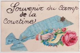 Souvenir Du Camp De La Courtine - La Courtine