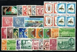 Filipinas 19 Series Nuevas. Cat.24€ - Filipinas