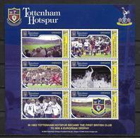 GRENADE  Feuillet N° 4299/04  * *  (  Cote 12e )   Football  Soccer Fussball Tottenham - Nuovi