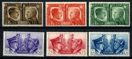 Italia Nº 432/37 En Nuevo. Cat.54€ - 1946-60: Mint/hinged
