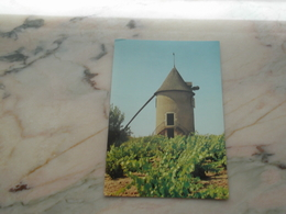ROMANECHE-THORINS: MOULIN - MOLEN - Moulins à Vent