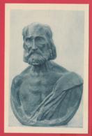 CPA-Alger- ANTOINE BOURDELLE - Buste Du Dr KOEBERLÉ - Musée Des Beaux Arts D'ALGER** 2 SCANS - Musées