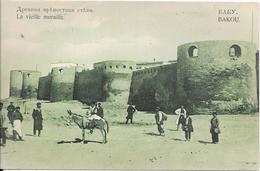 BAKOU - La Vieille Muraille - Azerbeidzjan