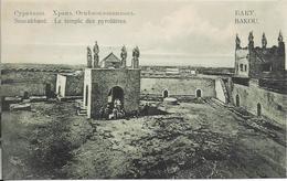 BAKOU - Le Temple Des Pyrolâtres - Azerbeidzjan
