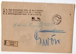 Poland Ukraine Lwow  Zamarstynow 1919 - ....-1919 Provisional Government