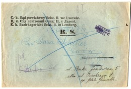 Poland Ukraine Lwow 1919 - ....-1919 Provisional Government