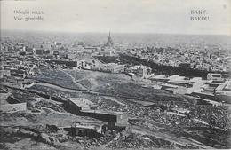 BAKOU - Vue Générale - Azerbeidzjan