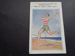 Illustrateur ( 1905 )   Donald Mc Gill - Mc Gill, Donald