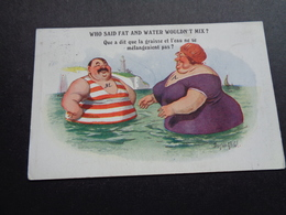 Illustrateur ( 1907 )   Donald Mc Gill   Baigneuse  Baadster - Mc Gill, Donald