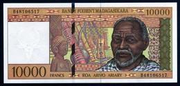 Madagascar 1998 10000 Francs UNC Neuf Parfait - Madagaskar