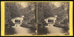 Stereoview - No. 2433. Lynmouth DEVON By Francis Bedford - Visionneuses Stéréoscopiques