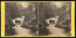 Stereoview - No. 2433. Lynmouth DEVON By Francis Bedford - Stereoscopi