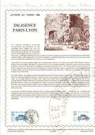 DOCUMENT FDC 1989 JOURNEE DU TIMBRE - Documents Of Postal Services