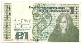 Irlande 1 Livre 19-02-86 - Irlanda