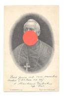 Photo Sur Papier Glacé De Monseigneur Martinus Hubertus RUTTEN 1841 /1927 - Evêque De LIEGE  (b269) - Famous People
