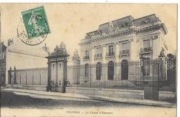 Provins (Seine-et-Marne) - La Caisse D'Epargne - Librairie Maurice - Bancos