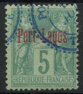 Port Lagos (1893) N 1 (o) - Port Lagos (1893-1931)