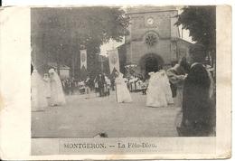 LA FETE DIEU - Montgeron