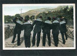 CPA - La Vie Du Marin - Bande Joyeuse - Guerre
