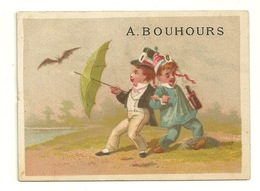 CHROMO - MAGASIN A SAINTE CATHERINE à BORDEAUX / A. BOUHOURS - Otros