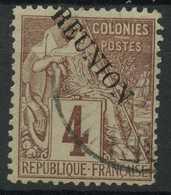Reunion (1891) N 19 (o) - Réunion (1852-1975)