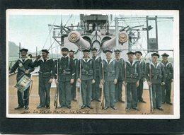 CPA - La Vie Du Marin - La Garde, Très Animé - Guerre