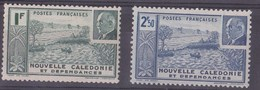 Nouvelle-Calédonie N°193-194** - New Caledonia
