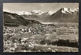 Steffisburg Mit Thun Und Die Alpen/ Photo Gyger Adelboden - BE Berne