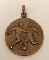 Football Voetball Fussball Foot Medal Médaille Sport Sports 1968 Genval - België