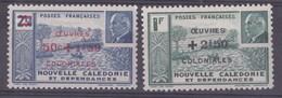 Nouvelle-Calédonie N246-247** - Unused Stamps