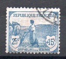 FRANCE - YT N° 151 - Cote: 65,00 € - Frankreich