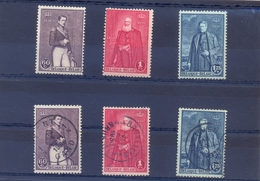 Nrs. 302/304 Gestempeld +  Postgaaf ** MNH Zeer Mooi - Unused Stamps