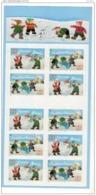 Timbres - Bonne Année - Meilleurs Voeux - 2001 - Faciale 30.00 Fr (valeur 4.60 €) - Carnet N° 3440 - Markenheftchen