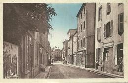 REGNY (Loire) - Rue Du Commerce - France