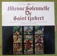 MESSE SOLENNELLE DE SAINT HUBERT - TROMPES DE CHASSE DU RALLYE LOUVARTS DE PARIS - Gospel & Religiöser Gesang