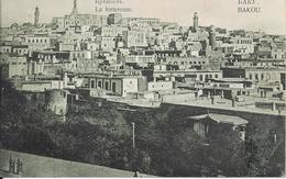 BAKOU - La Forteresse - Azerbeidzjan