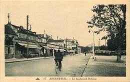 VAL D'OISE  ARGENTEUIL  Boulevard Héloise - Argenteuil
