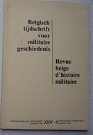 Livre Revue Histoire Militaire Belge 3ème DLM Char Tank Française Albert Kanaal Orp Hasselt Hannut Mai 1940 Veldwezelt - Books, Magazines, Comics