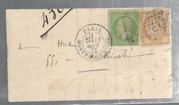 25148 - PARIS MONTROUGE - 1849-1876: Période Classique